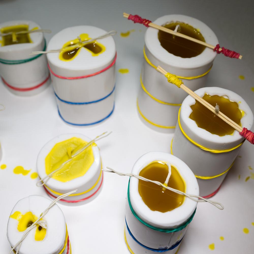 Изготовление форм для свечей в домашних условиях 649
